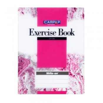 Campap CW2512 F5 PP Exercise Book 100pages