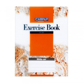 Campap CW2513 F5 PP Exercise Book 120pages