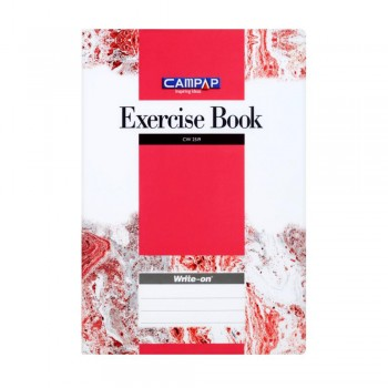 Campap CW2519 A4 PP Exercise Book 160pages