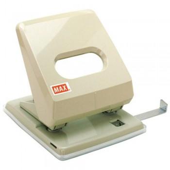 MAX DP-F2GF Paper Puncher (50shts) - Grey (Item no:B07-08GY) A1R2B240