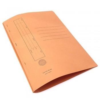Manila Flat File U-Pin Spring Hook - No.350 Orange  A1R1B107