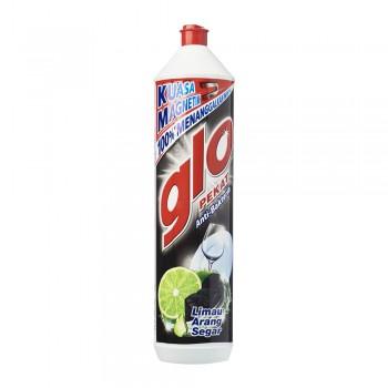 Glo Pekat Lime Charcoal Dishwashing Liquid 900ml