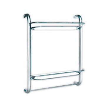 Stainless Steel Double Glass Shelf SGS-1102 (Item No:F15-14)
