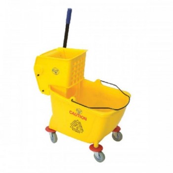 Single Wringer Bucket (Side Press) SWB-342 (Item No: F10-120)