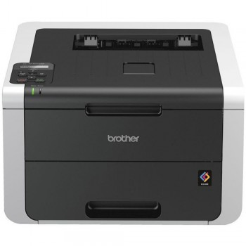 Brother HL-3150CDN - A4/Letter Single Auto-Duplex Network Color LED Printer