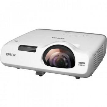 Epson EB-535W Short-throw (WXGA/3400lm) LCD Business Projector (Item No: EPSON EB-535W)