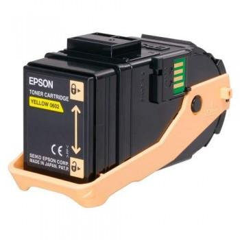 Epson C13S050602 Yellow Toner Cartridge