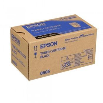 Epson C13S050605 Black Toner Cartridge