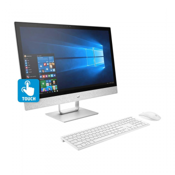 "HP Pavilion Touchsmart 24-r178d 23.8"" AIO Desktop PC - i7-8700T, 8GB DDR4, 2TB, AMD R530, W10"