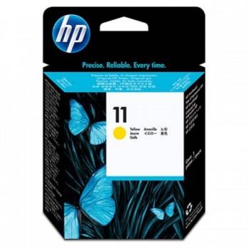 HP 11 Printhead Yellow (C4813A)