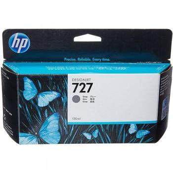 HP 727 130-ml Gray DesignJet Ink Cartridge (B3P24A)
