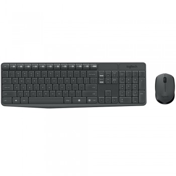 Logitech MK235 Wireless Combo