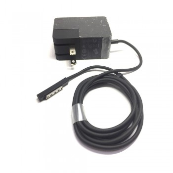 Microsoft Original AC Adapter Charger - 24W, 12V 2A for Microsoft Surface Pro 2 (MICROSOFT-1513)