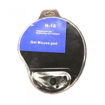 Mouse pad - Arm Rest Black