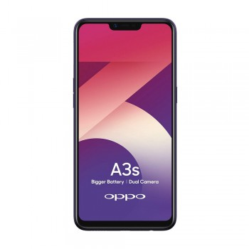 OPPO A3S 6.2'' HD+ SmartPhone - 32gb, 3gb, 13mp, 4230mAh, Qualcomm Snapdragon 450, Purple