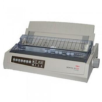 OKI ML391T Plus - A4 24-Pin printer Parallel & USB interfaces Dot Matrix PRINTER - 42089521 (Item No: OKI 391T PRT)