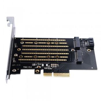 Orico M.2 NVME/SATA to PCI-E 3.0 X4 Expansion Card