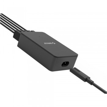 Orico CSE-5U 5 port Smart Desktop Charger, Total 8A (Black)