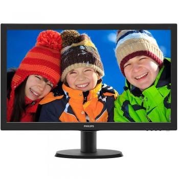 """PHILIP 243V5QHSBA 23.6"""" LCD Monitor (Item No: PLP243V5QHSBA)"""