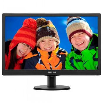 "Philip 18.5"" TFT-LCD V-Line Monitor (Item No: PLP193V5LHSB2)"