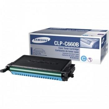 Samsung CLP-660 Cyan (5k) Toner Cartridge (SG CLP-C660B)