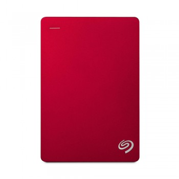 Seagate STDR4000303 Backup Plus 4TB Portable Drive (Red)