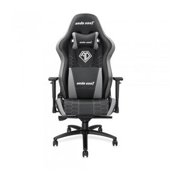 ANDA SEAT Gaming Chair Spirit King Series - Black/Gray