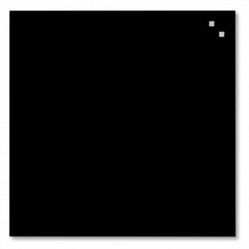 NAGA Magnetic Glass Board - Black (Item No: G14-03)
