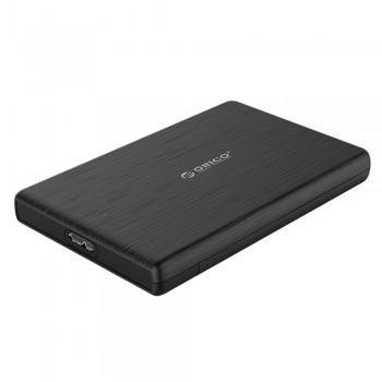 Orico 2189U3 2.5 Inch USB3.0 Hard Drive Enclosure - Black