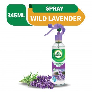 Air Wick Aquamist Lavender Air Freshener 345ml