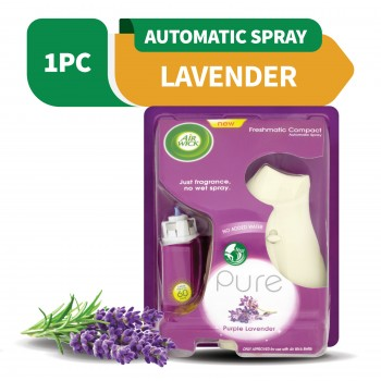 Air Wick Freshmatic Compact Purple Lavender Starter Kit 24ml