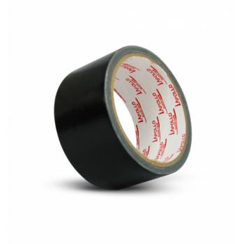 APOLLO Premium Binding/Cloth Tape Black- 48mm x 6yards