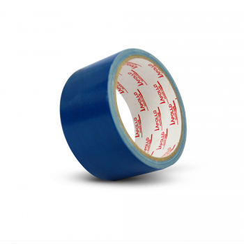 APOLLO Premium Binding/Cloth Tape Blue - 36mm x 6yards