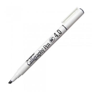 Artline EK-244 Calligraphy Pen 4mm - Black