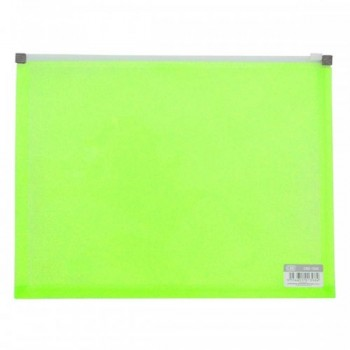 CBE 132A PP Zip Holder - Green