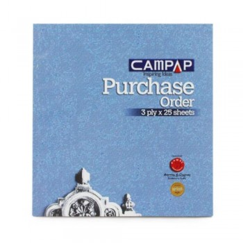 Campap Ca3824 25X3 Purchase Order