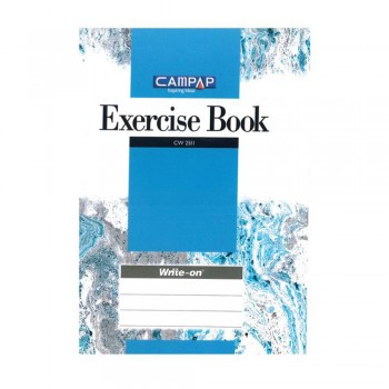 Campap CW2511 F5 PP Exercise Book 80pages