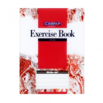 Campap CW2514 F5 PP Exercise Book 160pages
