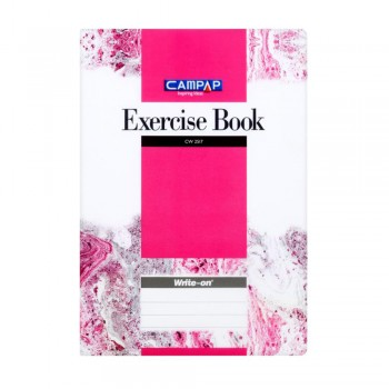 Campap CW2517 A4 PP Exercise Book 100pages