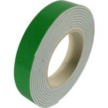 Double Sided Eva Foam Tape White - 24mm X 8m