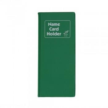 East File NH240 Name Card Holder Green