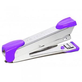 MAX HD-10 Tokyo Design  Manual Stapler - Purple (Item No: B07-12 HD10PP)