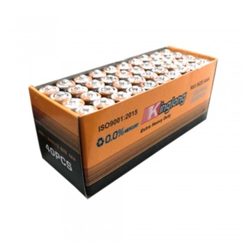 AAA Battery 40 Unit/Box