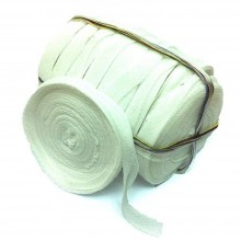 Cotton Tape - 10 Rolls / Pack - White (Item No: B01-09 CT-W) A1R2B9