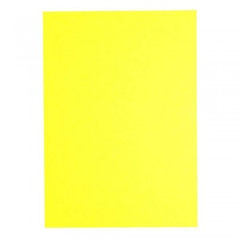 Deep Color A4 80gsm Paper CS210 - Lemon (Item No: C01-02 LEMON) A5R1B6