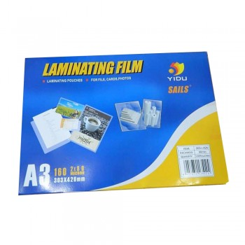 A3 Laminating Film Photo Card File Laminator Film (100pcs)