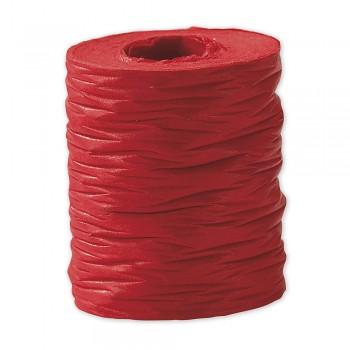 Ribbon Paper 25m Maroon