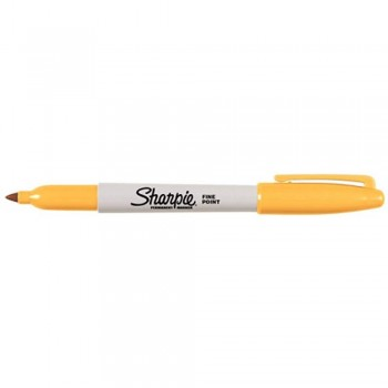 SHARPIE FINE POINT PMNT MARKER Leg Warm Orange (Item No: A12-06 F/WOR)