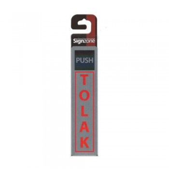 Signzone P&S Metallic -45190 TOLAK LINE (Item No: R01-81)