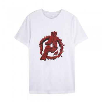 Avengers Series Tee - Logo 09 - White